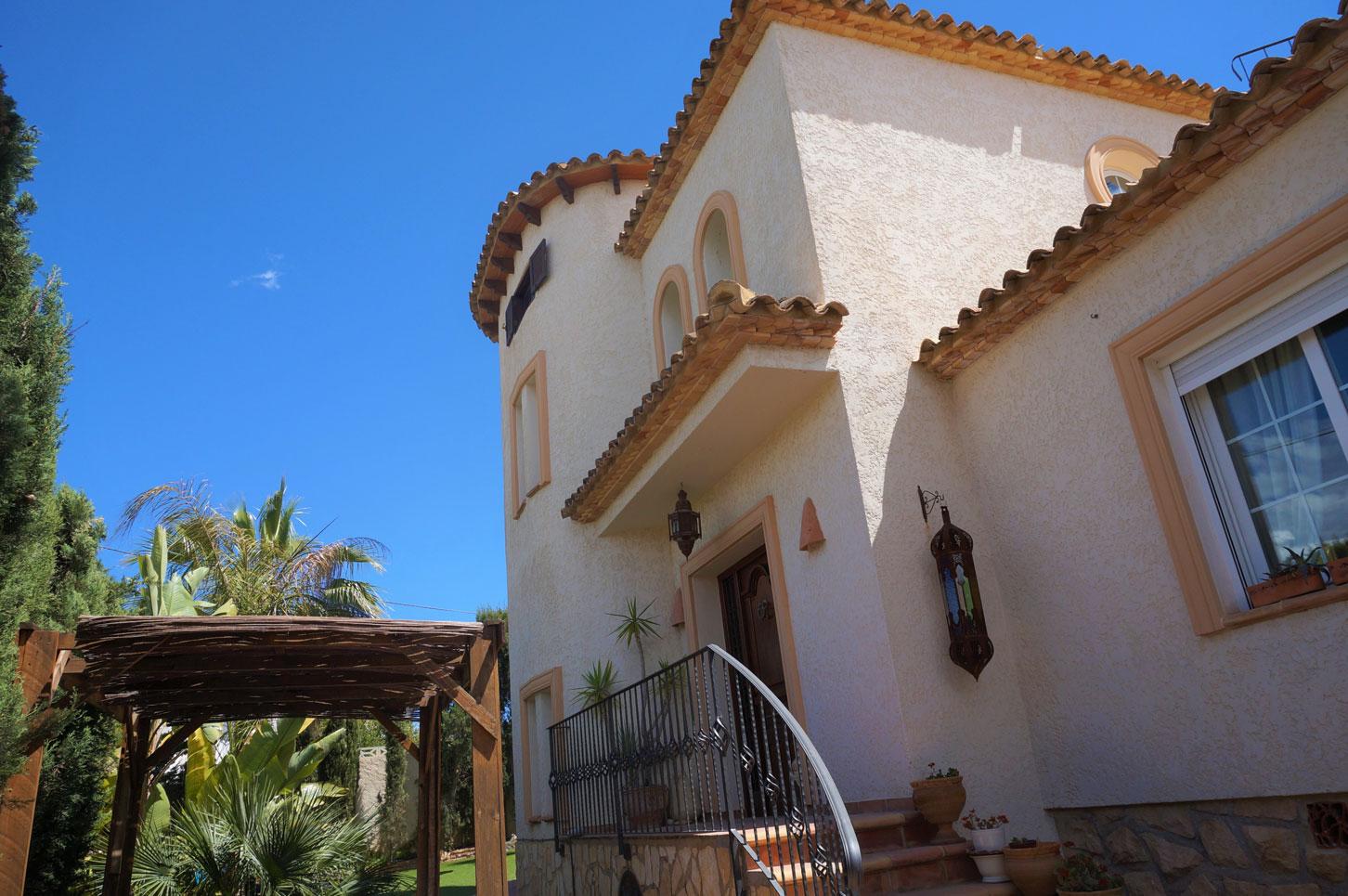 Villa Los Jazmines